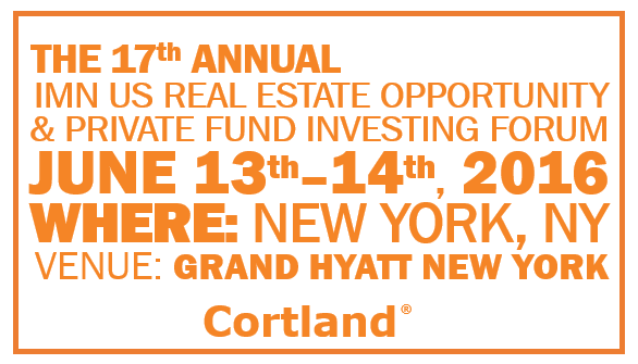 imn us real estate opportunity and private fund investing forum cortland conference