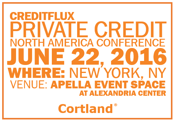 Creditflux private credit north america